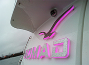 Yacht Sign Nomad